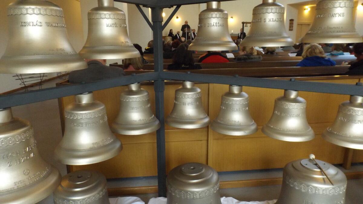 Glockenspiel heute…